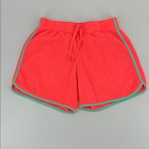 Dankins Now Pink & Blue Athletic Shorts